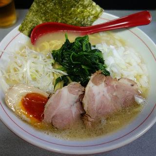 鶏白湯ラーメン(塩)(金 )