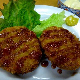 メンチカツ(金沢食堂 )