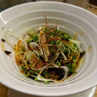 成都風担担麺(金蠍 (キンカツ))