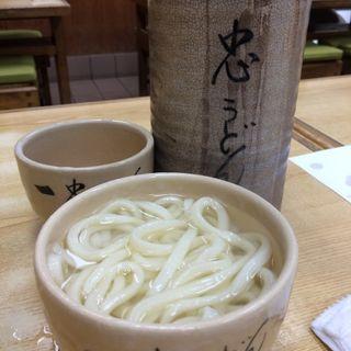 釜揚げうどん(釜揚うどん一忠 (カマアゲウドン イッチュウ))