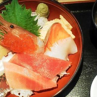 海鮮丼(鈴木水産 東武池袋店 )