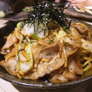 ヤキソバ(鉄板神社 難波店 )