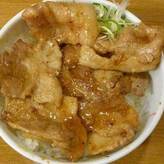 豚丼(鉄板酒場 鐵一 八重洲地下街店)