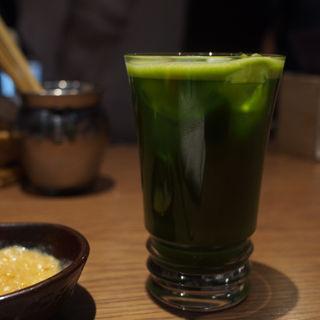 生抹茶割り(サウガット (SAUGAT))