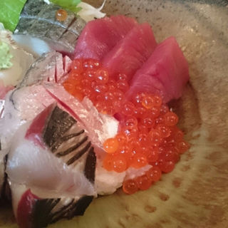 海鮮丼(銀座 和らん )