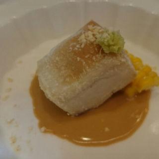 焼き胡麻豆腐(銀座 志 (ココロ))