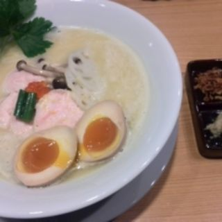 鶏白湯SOBA(銀座 篝(かがり))