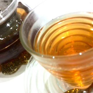 眼精疲労のための紅茶(銀座カフェビストロ)