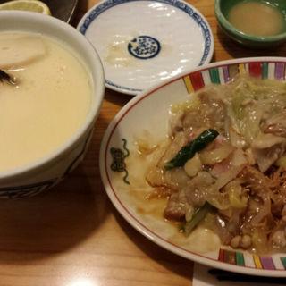 茶碗蒸(銀座吉宗)