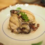 牡蠣の山椒油煮