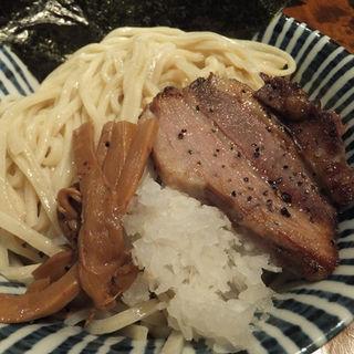 濃厚鶏白湯つけ麺(錦 秋田分店 )