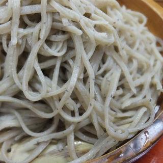 せいろそばと野菜天丼のセット(長谷山 )