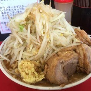 ジャンボチキンカツ定食 (門屋敷)