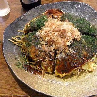 関西風モダン焼き(むらしま)