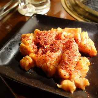 上ミノ唐味噌(闇市肉酒場)