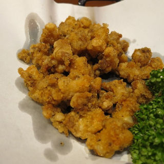 揚げ鶏ナンコツ(阿里城 品川シーサイドオーバルガーデン店 )