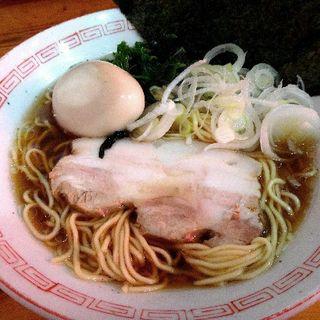 中華そば (味玉)