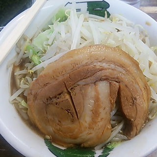 醤油ベースのラーメン(雷 本店 (かみなり))