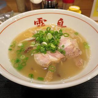 塩豚骨ラーメン(霧島 (キリシマ))
