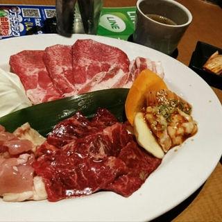 焼き肉ランチ(韓国苑 別府店 )
