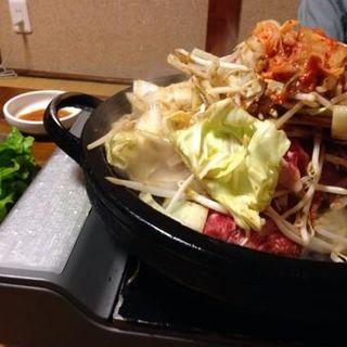 プルコギ(韓国食彩オモニ 各務原店 )