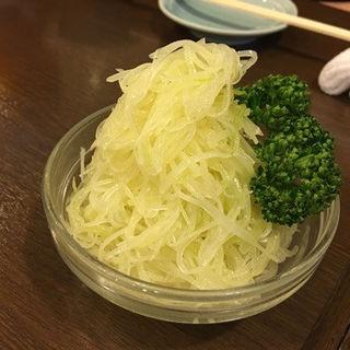 ジャガイモもセロリのサラダ(順香 (シュンシャン))