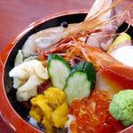 海鮮丼(食事処 伸光 )