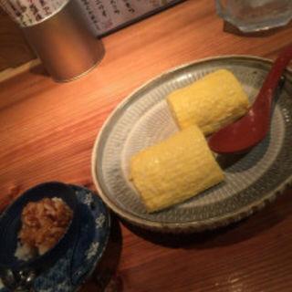 だし巻き玉子(食堂えぶりお )