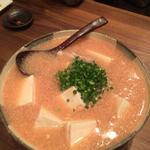 明太子湯豆腐