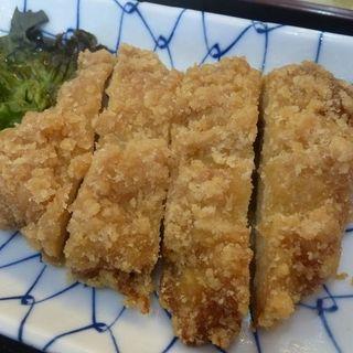鶏モモの竜田揚げ(食堂よこやま )