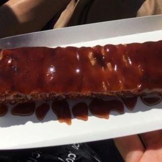 お好み焼き串(食道楽のカフェ )