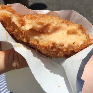 海老のコロッケ(食道楽のカフェ )