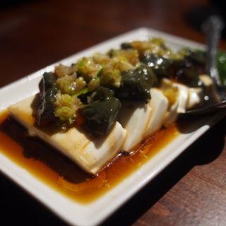 ピータン豆腐(飲茶倶楽部)