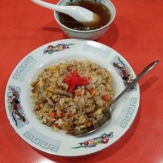 炒飯(餃子会館)