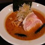 オマール海老香る味噌ラーメン(大盛り)