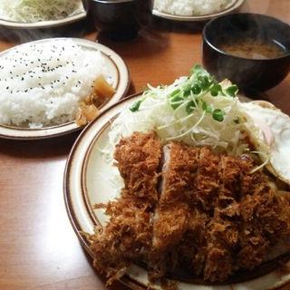 チキンカツしょうが焼きライス(馬場 南海)