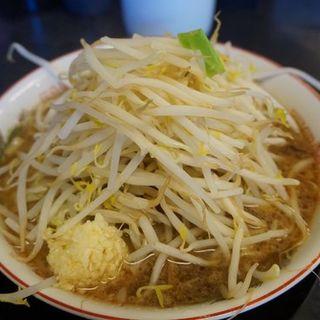ミニ豚ラーメン(野菜みそラーメン 鬼首)