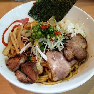 ABURASSO ※限定 (魂麺  (コンメン【旧魂麺 まつい】))