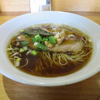 魚介にぼし醤油らーめん(魚介系中華そば にぼけん )