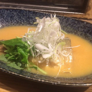 サバ味噌(魚真 銀座店 )