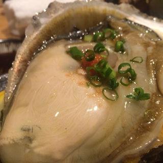 岩牡蠣(魚真 銀座店 )