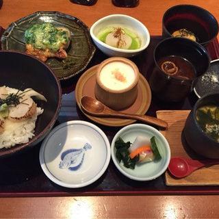 高砂御膳(魚菜 基)