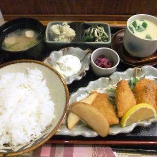白身魚フライ定食(魚菜屋 幸太 )