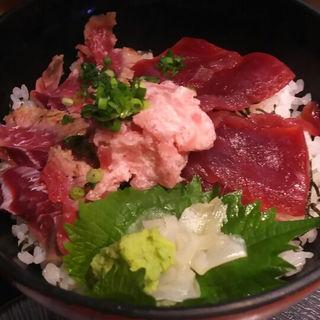 まぐろざんまい丼(魚貫 UOKAN )