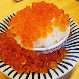 大粒いくらこぼれ寿司(鮨 政宗 (スシマサムネ))