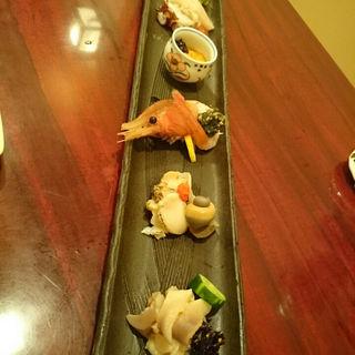 玉子サンド(鮨処うえの)