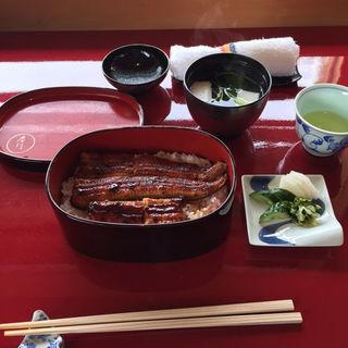 うな重定食(うなぎ屋 廣川 (ひろかわ))