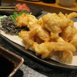 淡路元気鶏もも肉の天ぷら