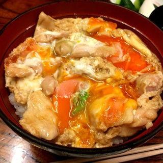親子丼(鳥つね 湯島天神前本店 (とりつね))