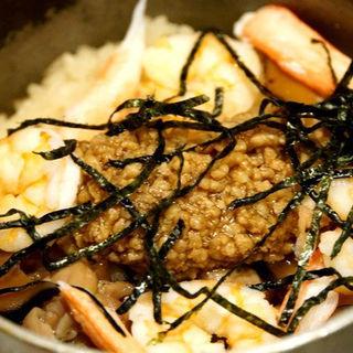 鶏釜飯(鳥銀 錦店 (とりぎん))